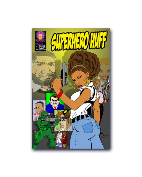 Superhero Huff #1