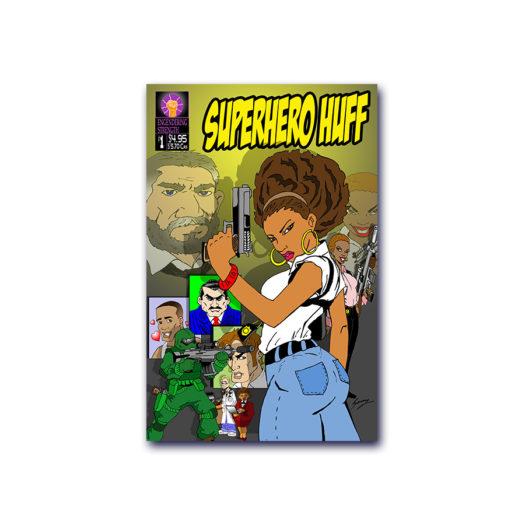 Superhero Huff #1